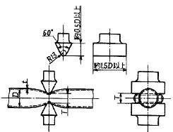 図28 鋼管の圧壊試験